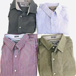 Men's American Eagle shirts- Slim Fit- Medium